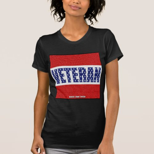 Veteran Banner T_Shirt