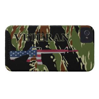 Veteran BlackBerry Bold Case Tiger Stripe