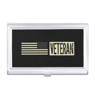Veteran Business Card Case