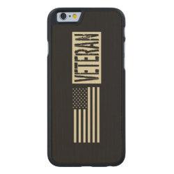 Carved ® iPhone 6 Bumper Wood Case with Thai Ridgeback Phone Cases design