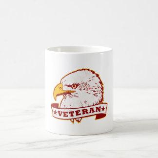 Veteran Classic White Coffee Mug