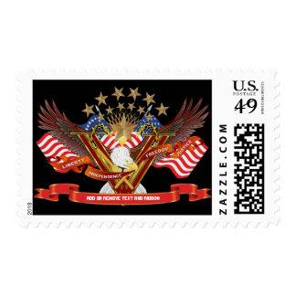 Veteran DAV Best viewed large Please view notes Postage Stamp