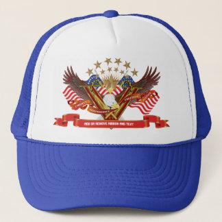 Veteran DAV Best viewed large Please view notes Trucker Hat