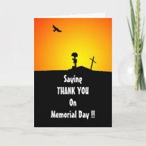 Veteran Day Greeting Card