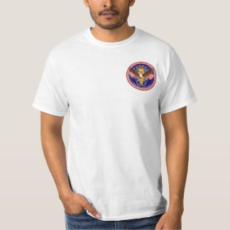 Veteran Disabled Pocket Only Men View About Design T-Shirt