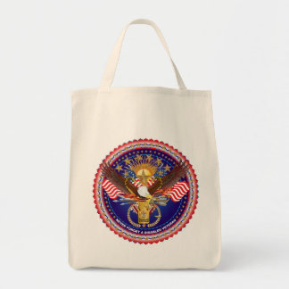 Veteran Disabled View About Design Tote Bag