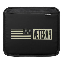 Veteran iPad Sleeve