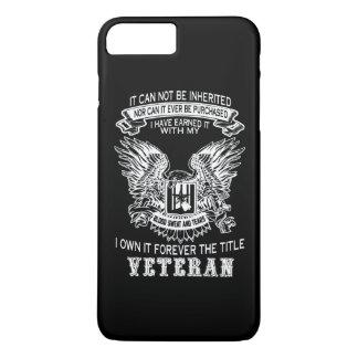 Veteran iPhone 7 Plus Case