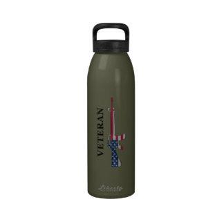 Veteran M16 Water Bottle