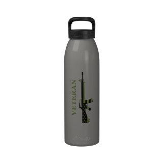 Veteran M16 Water Bottle Subdued