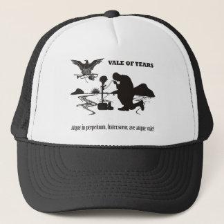 Veteran Memorial Day Vale of Tears Trucker Hat