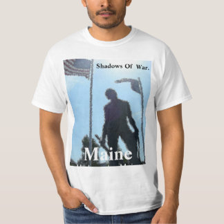 Veteran Memorial Maine T-Shirt