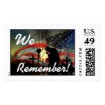 Veteran Memorial Vale of Tears Remembrance Stamp