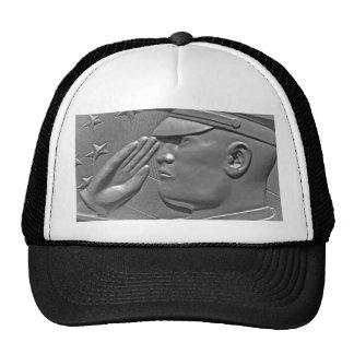 Veteran Military Salute Honor Hat