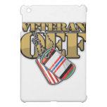 Veteran OEF Dog Tags iPad Mini Covers