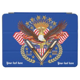 Veteran Patriotic View About Design Below iPad Air Cover