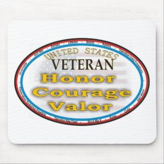 Veteran Pride Mouse Pad