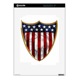 Veteran Products Decal For The iPad 2