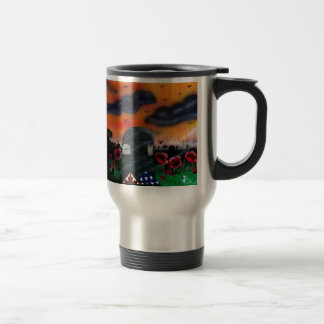 Veteran Remembrance Travel Mug