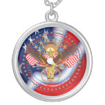 Veteran Transparent back  Please view About design Personalized Necklace