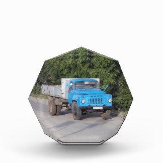 Veteran Truck Acrylic Award