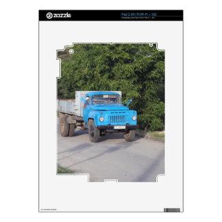 Veteran Truck Decal For iPad 2