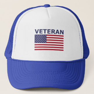 VETERAN TRUCKER HAT
