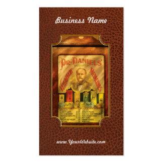 Veteranarian - Dr Daniels, Veterinary Medicines  Business Card
