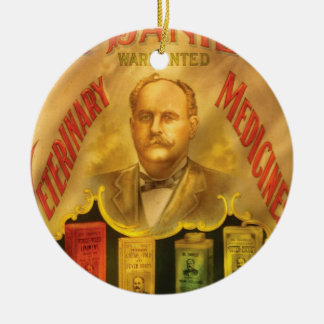 Veteranarian - Dr Daniels, Veterinary Medicines  Christmas Tree Ornaments