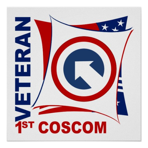 Veterano - 1r COSCOM Impresiones