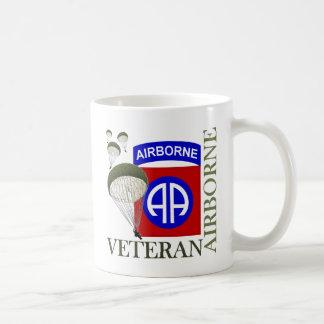 Veterano 82.o aerotransportado taza