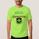 Veterano de Corea - camiseta de Borinqueneers Polera