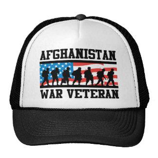 Veterano de guerra de Afganistán Gorro