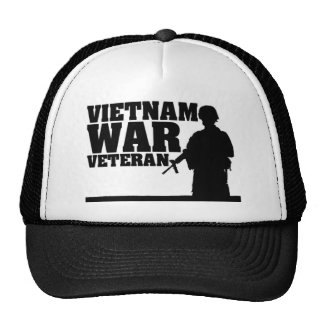 Veterano de guerra de Vietnam Gorros