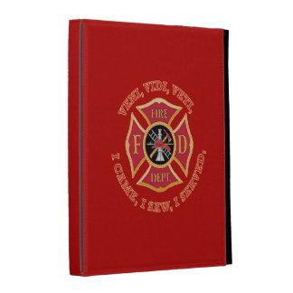 Veterano de la cruz maltesa del bombero
