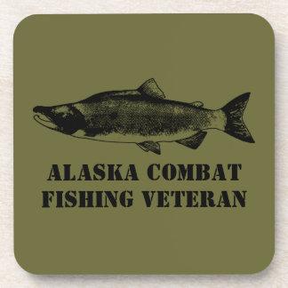 Veterano de la pesca del combate de Alaska Posavaso