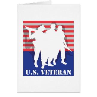 Veterano de los E.E.U.U. Tarjetas
