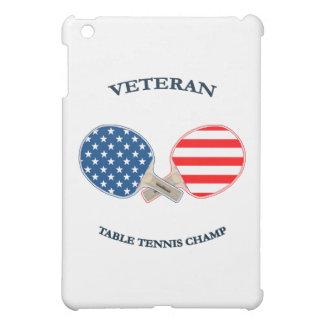 Veterano de los tenis de mesa