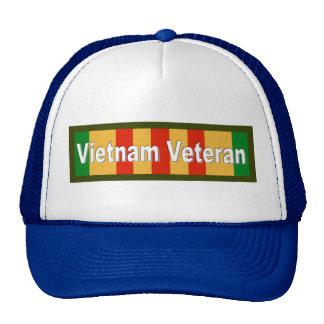 Veterano DE PARACHOQUES 222 de Vietnam Gorras