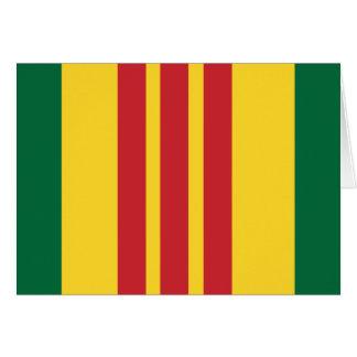 Veterano de Vietnam Felicitación