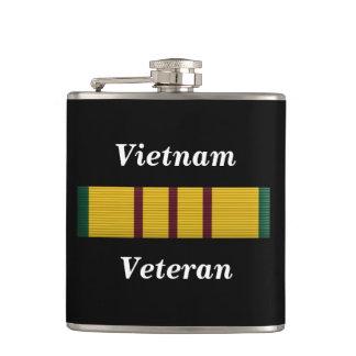 Veterano de Vietnam - frasco Petaca