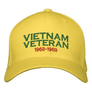 Veterano de Vietnam Gorra De Béisbol