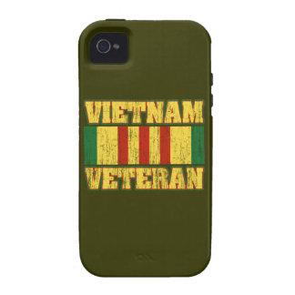 Veterano de Vietnam iPhone 4/4S Carcasas