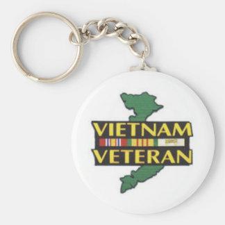 Veterano de Vietnam Llaveros