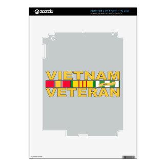Veterano de Vietnam Pegatina Skin Para iPad 3