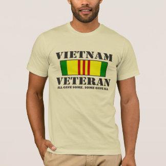 Veterano de Vietnam Playera