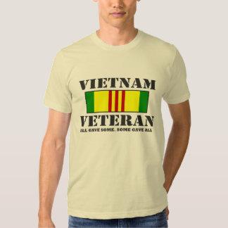Veterano de Vietnam Playeras