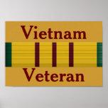 Veterano de Vietnam - poster
