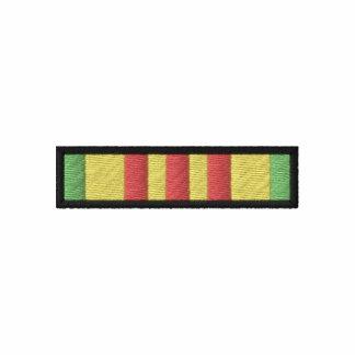 Veterano de Vietnam Sudadera Bordada Con Capucha