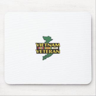Veterano de Vietnam Tapete De Ratón
